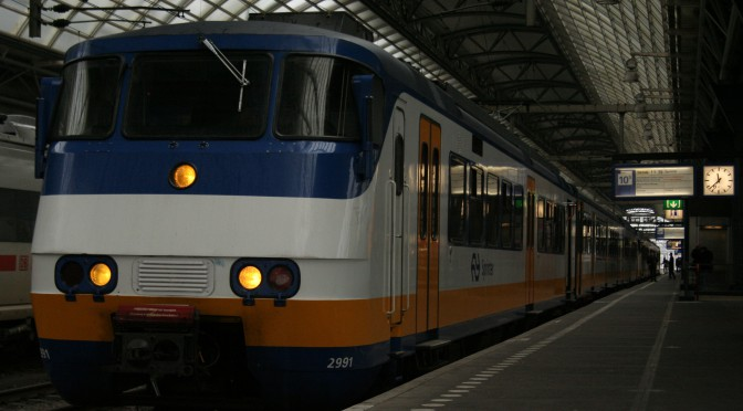 Trein 18 x 10